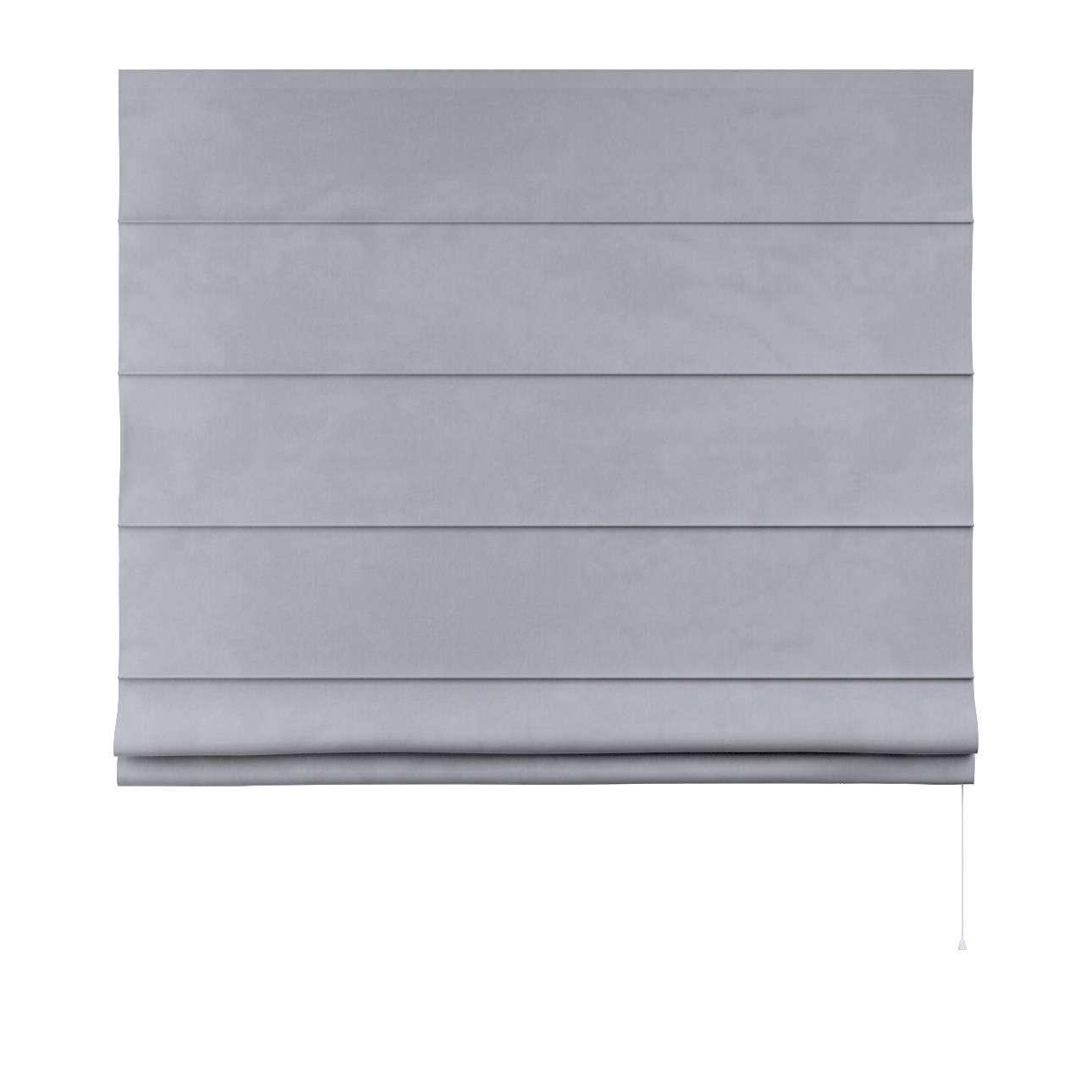 Billie roman blind in collection Posh Velvet, fabric: 704-24