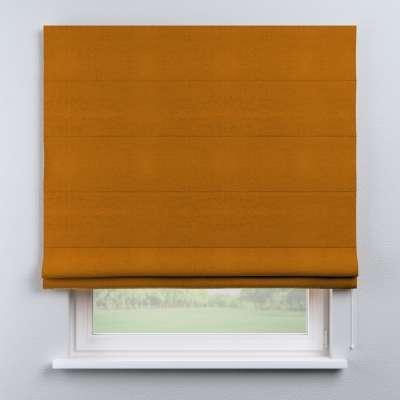 Billie roman blind 704-23 mustard Collection Posh Velvet