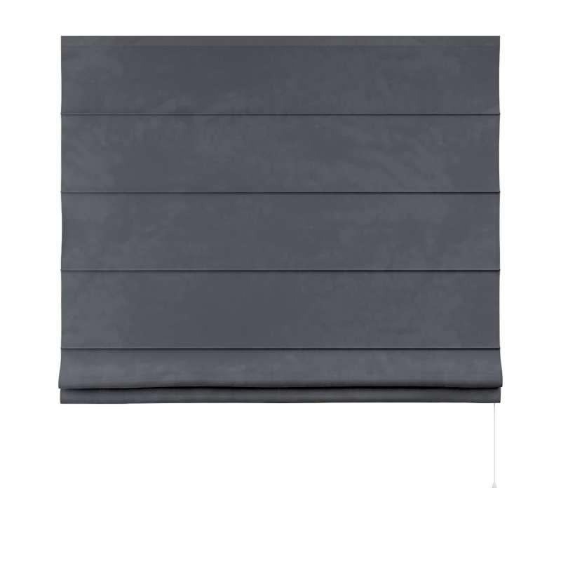 Billie roman blind in collection Posh Velvet, fabric: 704-12