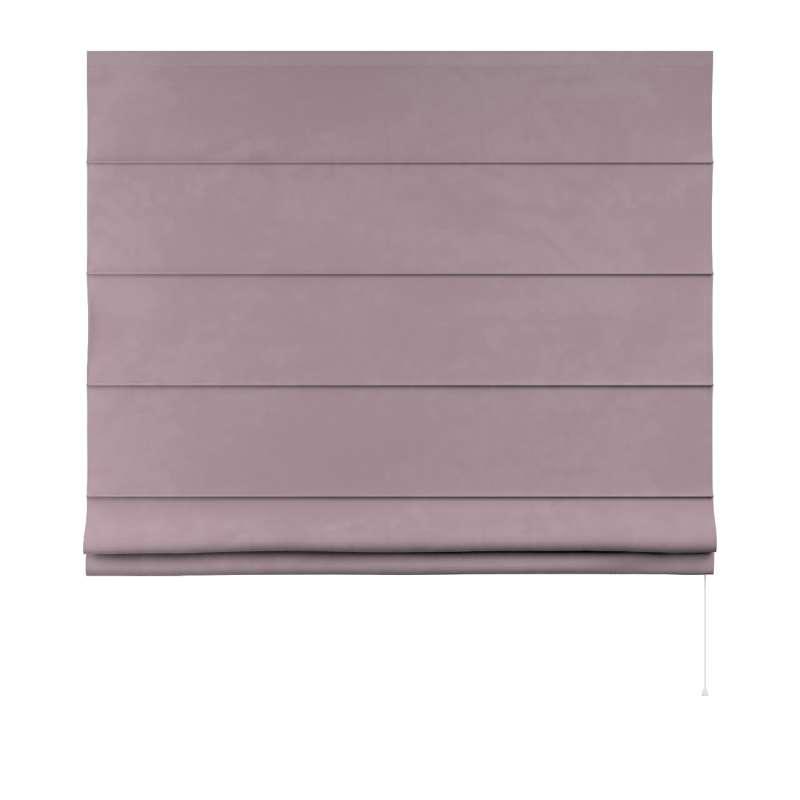 Billie roman blind in collection Posh Velvet, fabric: 704-14