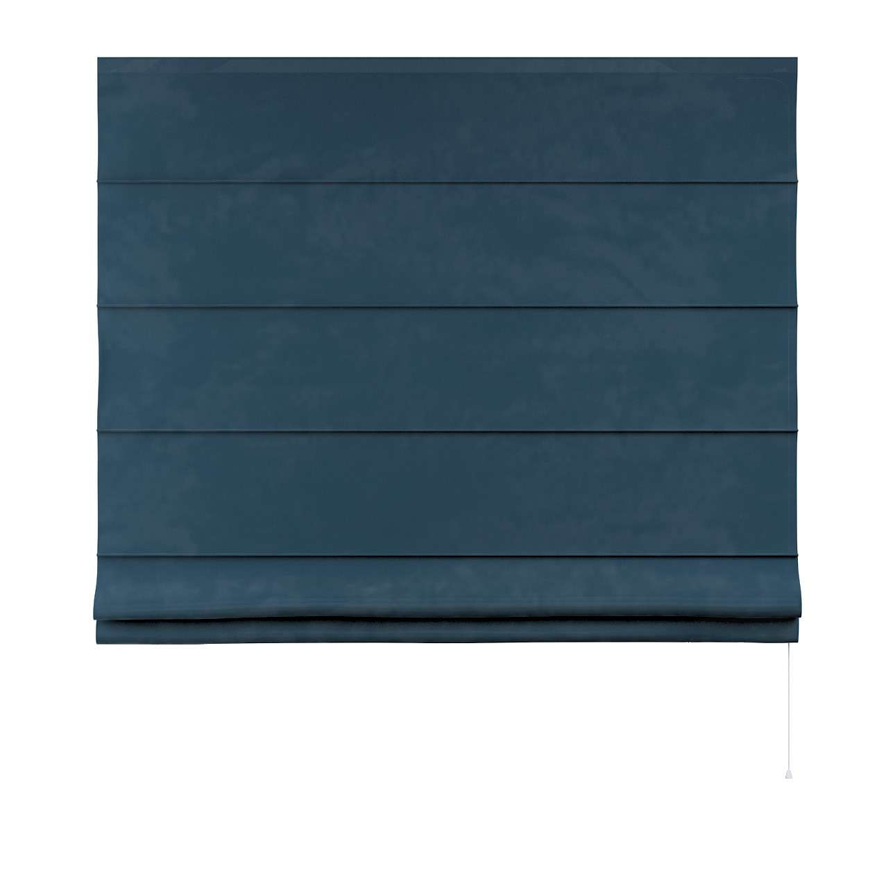 Billie roman blind in collection Posh Velvet, fabric: 704-16