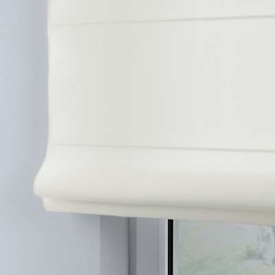 Billie roman blind 702-34 pure white Collection Cotton Story