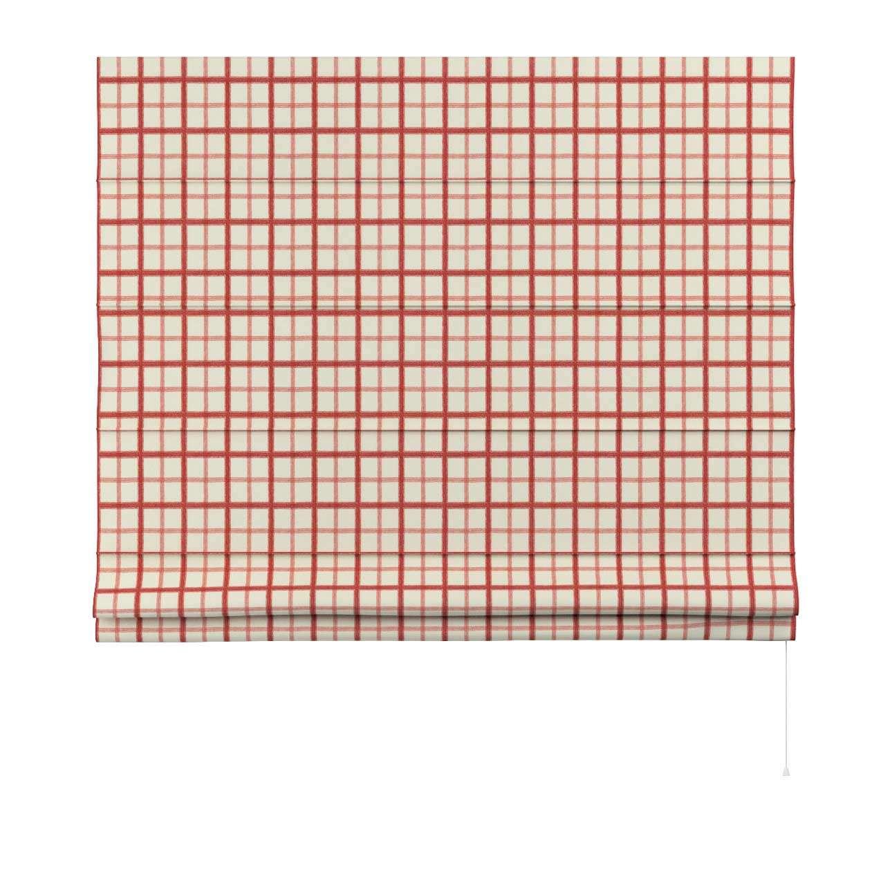 Foldegardin Capri<br/>Uden flæsekant 80 x 170 cm fra kollektionen Avinon, Stof: 131-15