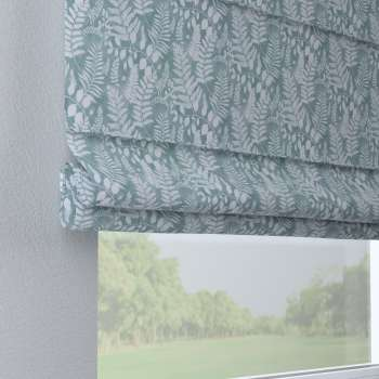 Capri roman blind in collection Pastel Forest, fabric: 142-47