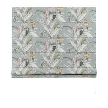 Capri roman blind in collection Tropical Island, fabric: 142-64