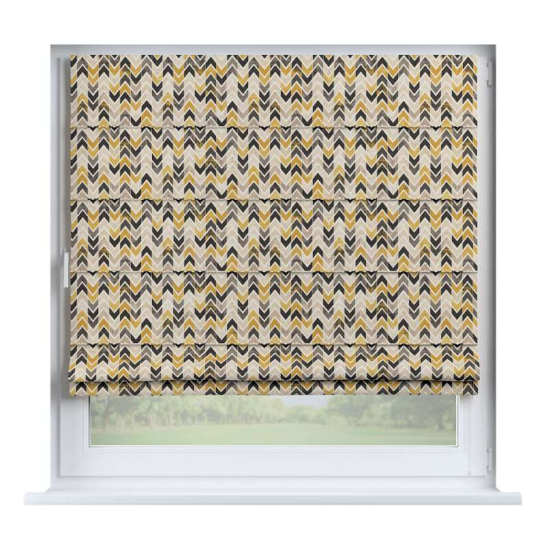 Capri roman blind in collection Modern, fabric: 142-79