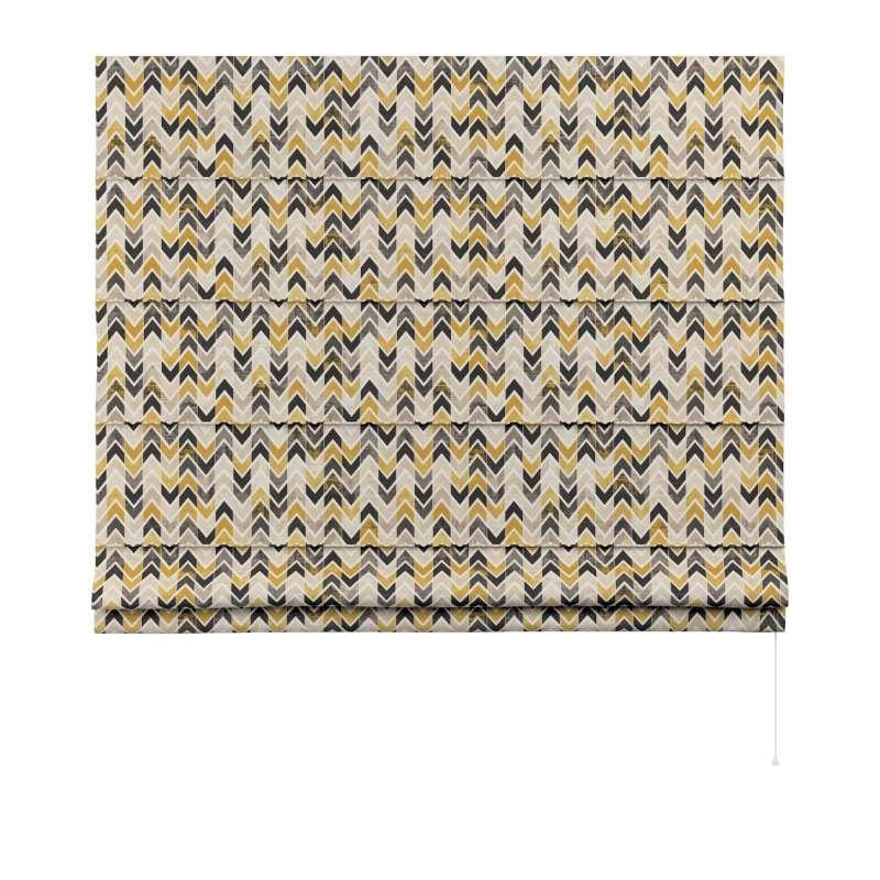Foldegardin Capri<br/> fra kollektionen Modern, Stof: 142-79