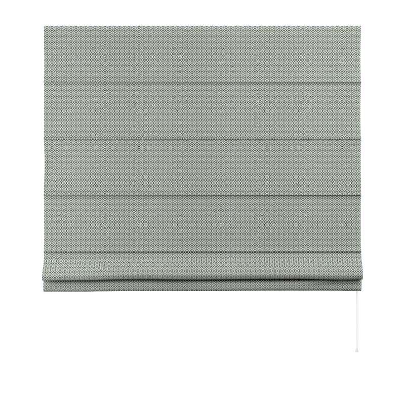 Foldegardin Capri<br/> fra kollektionen Black & White, Stof: 142-76