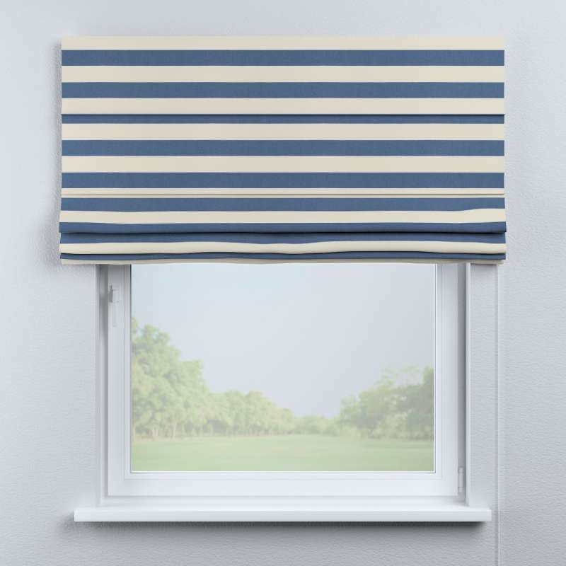 Capri roman blind in collection Quadro, fabric: 142-70