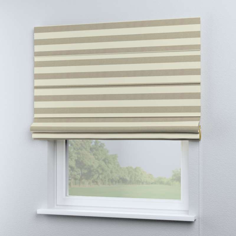 Capri roman blind in collection Quadro, fabric: 142-73