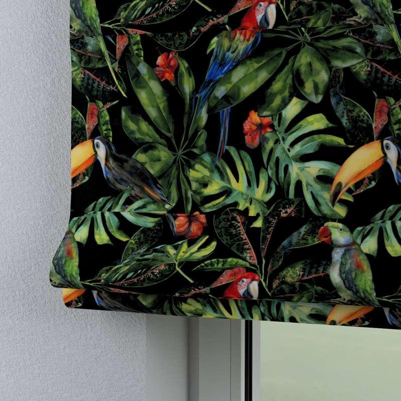 Vouwgordijn Capri van de collectie Velvet, Stof: 704-28