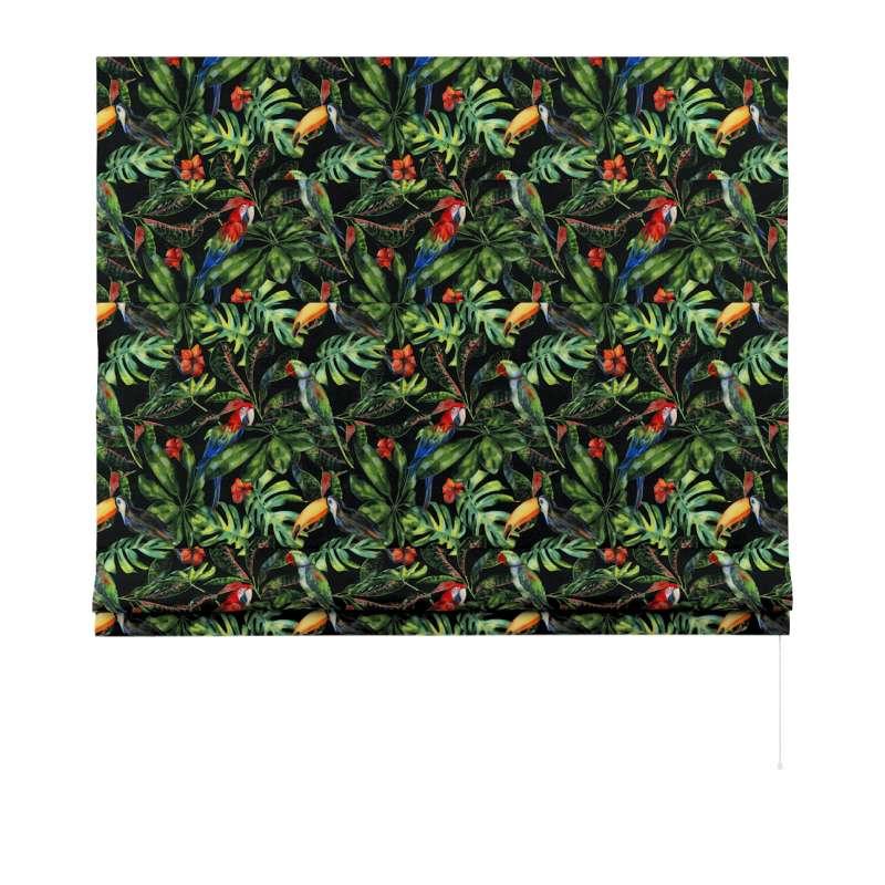Foldegardin Capri<br/> fra kollektionen Velvet, Stof: 704-28