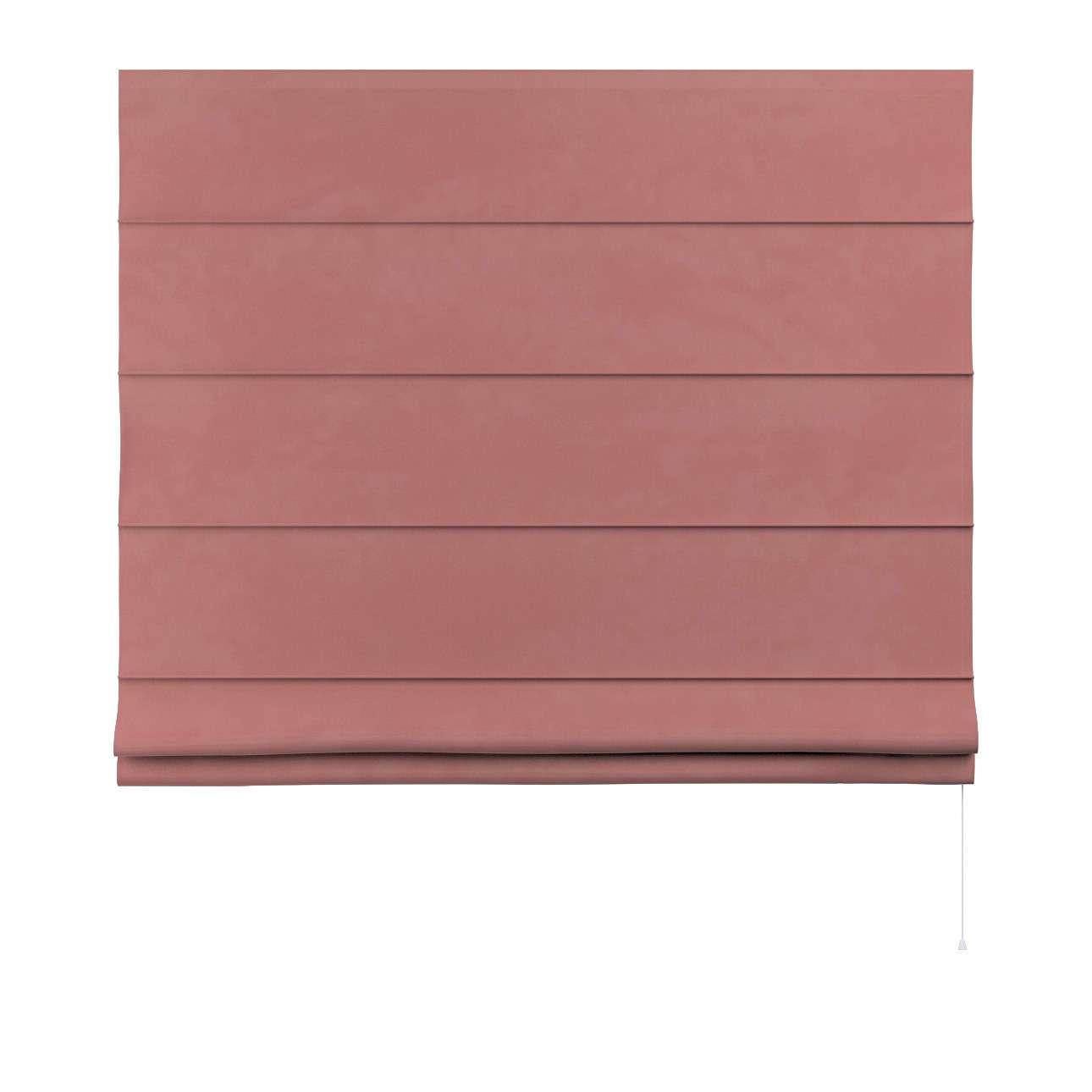Rímska roleta Capri V kolekcii Velvet, tkanina: 704-30