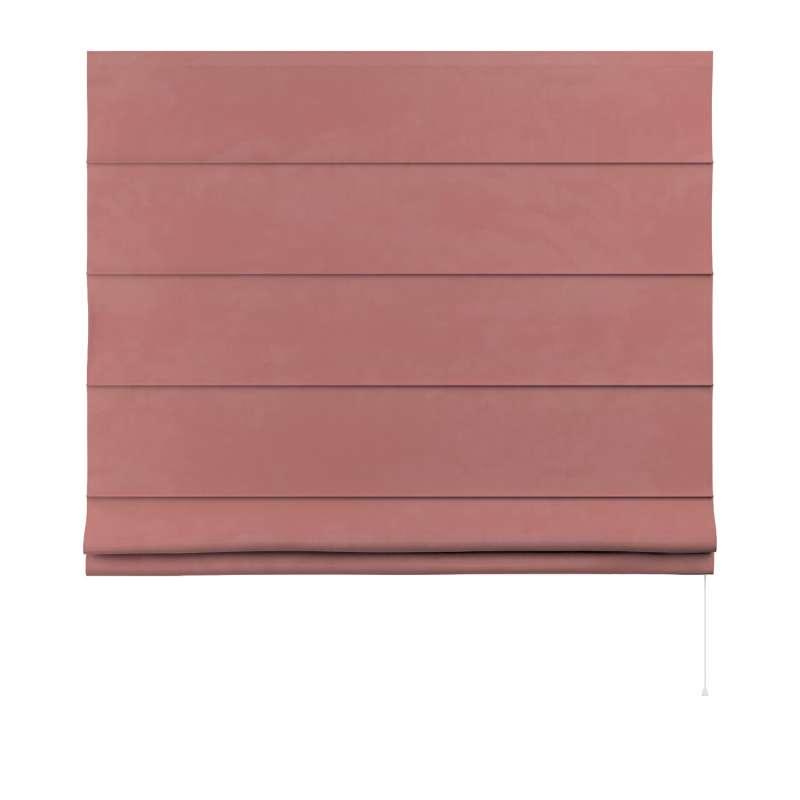Foldegardin Capri<br/>Uden flæsekant fra kollektionen Velvet, Stof: 704-30