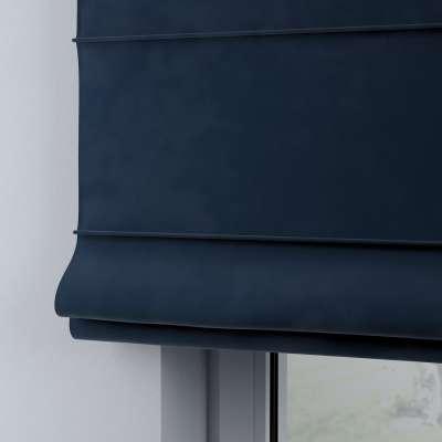 Romanetės Billie 704-29 tamsi mėlyna Kolekcija Posh Velvet