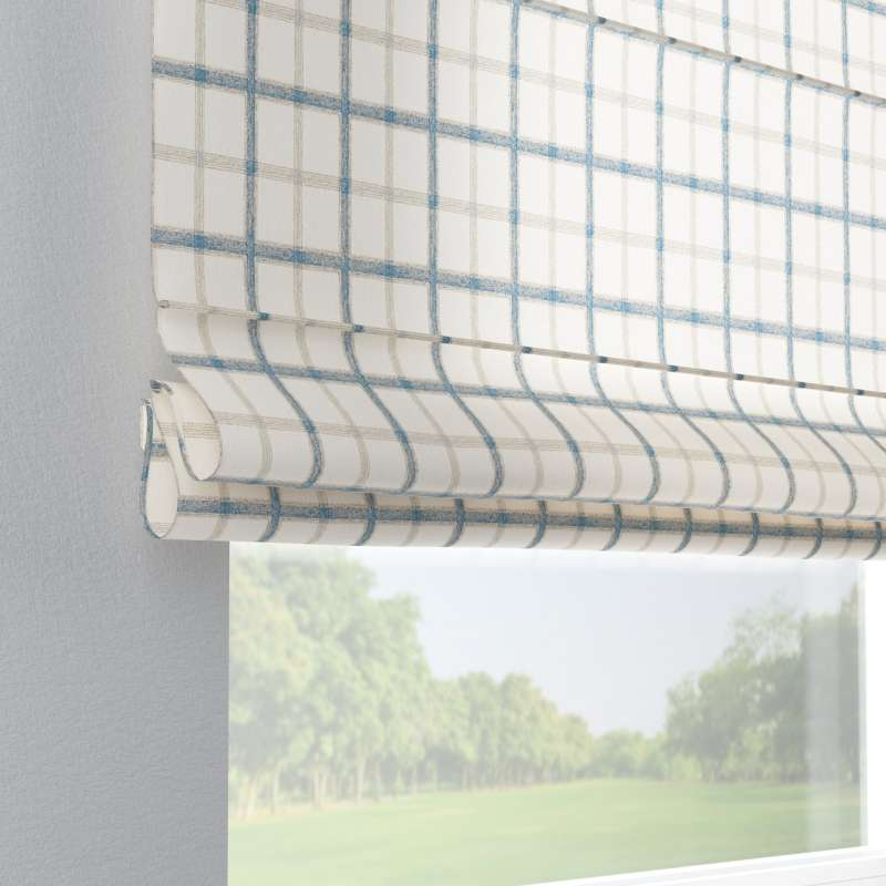 Capri roman blind in collection Avinon, fabric: 131-66