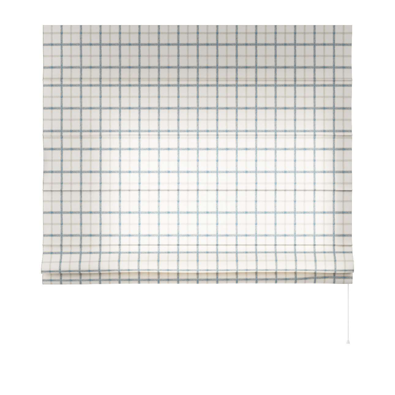 Foldegardin Capri<br/>Uden flæsekant 80 x 170 cm fra kollektionen Avinon, Stof: 131-66