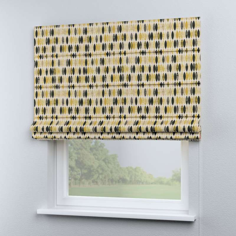Capri roman blind in collection Modern, fabric: 142-99