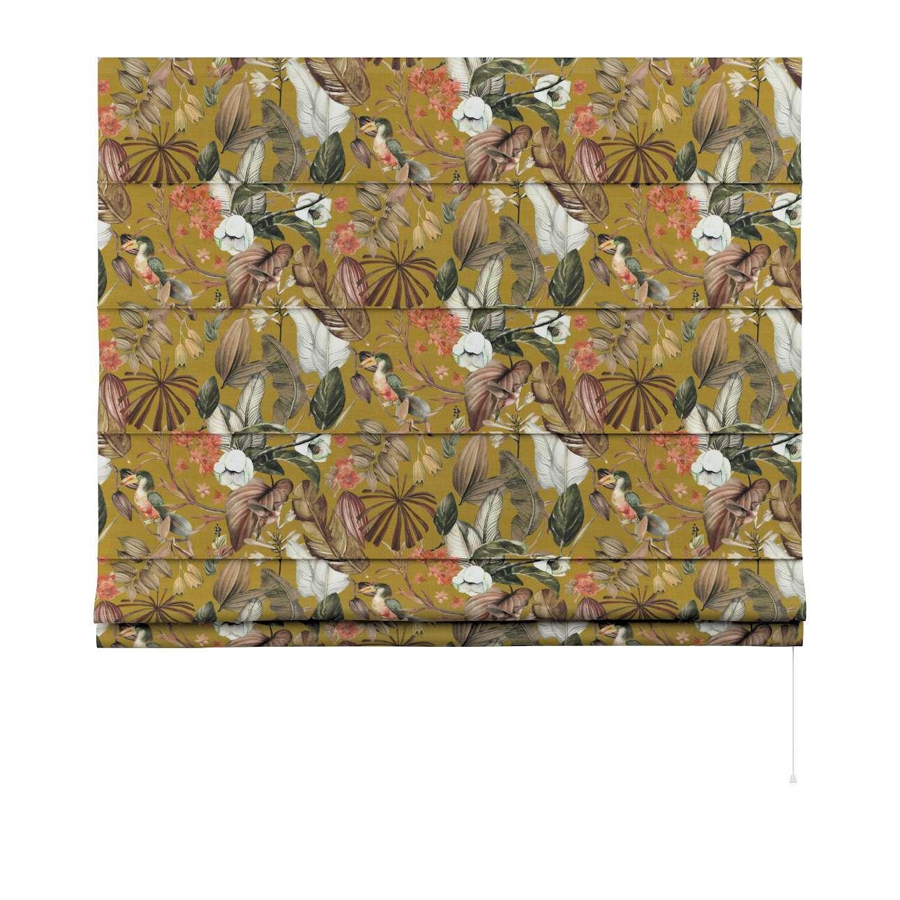 Vouwgordijn Capri van de collectie Abigail, Stof: 143-09