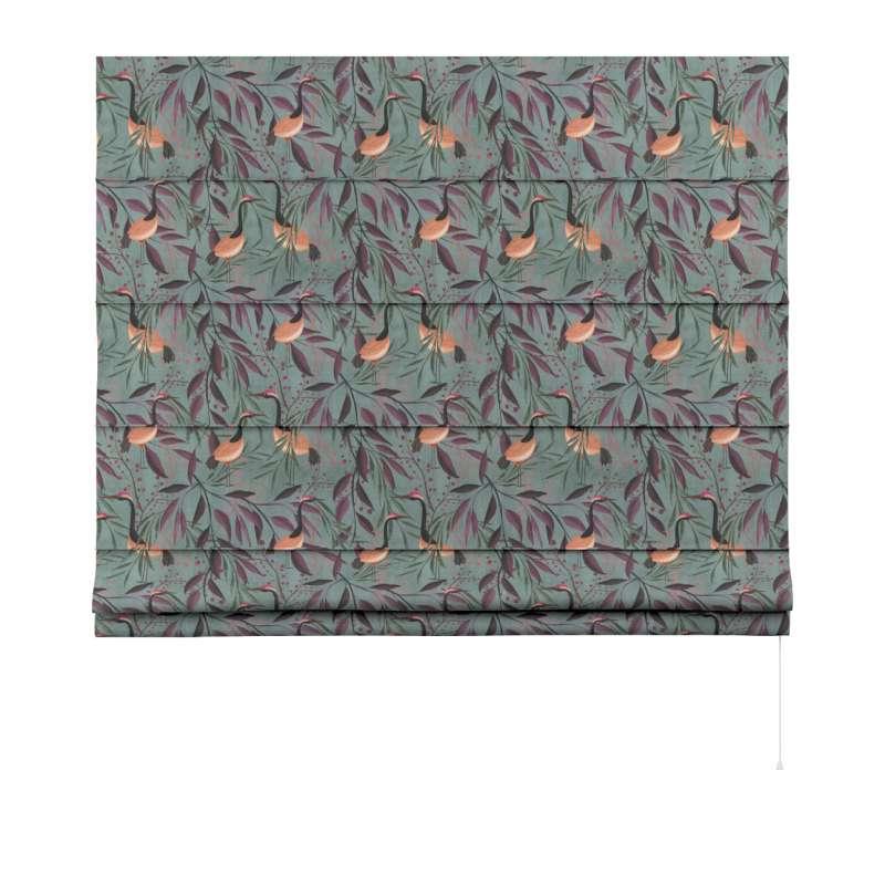 Vouwgordijn Capri van de collectie Abigail, Stof: 143-11
