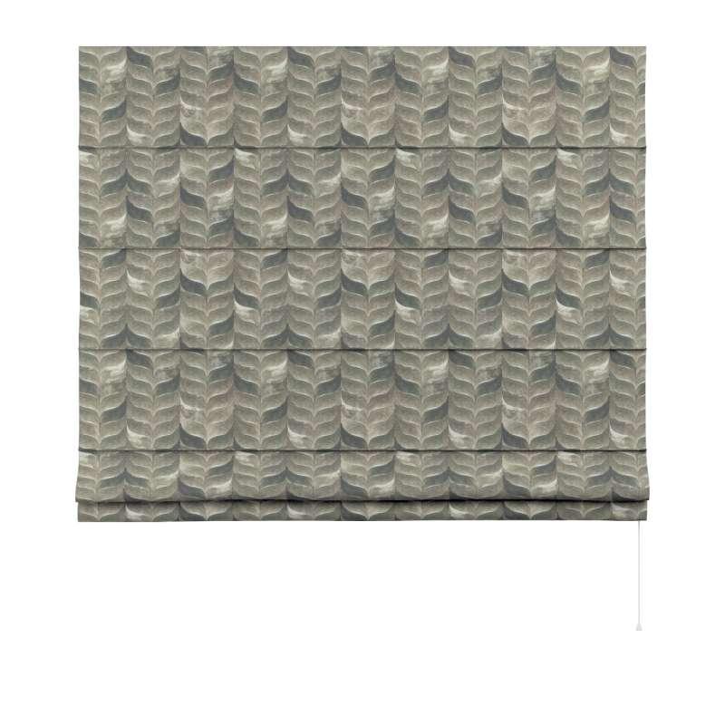 Capri roman blind in collection Abigail, fabric: 143-12
