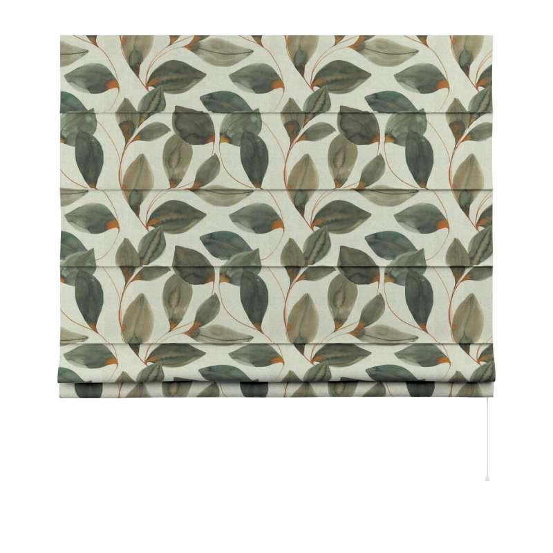 Capri roman blind in collection Abigail, fabric: 143-17