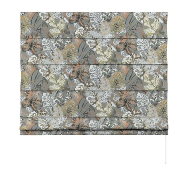 Capri roman blind in collection Abigail, fabric: 143-19