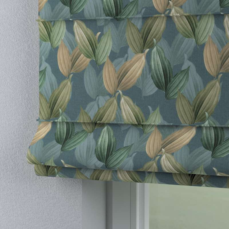 Capri roman blind in collection Abigail, fabric: 143-20
