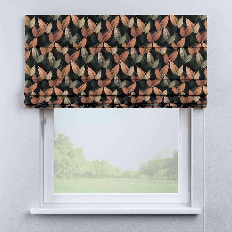 Capri roman blind in collection Abigail, fabric: 143-21