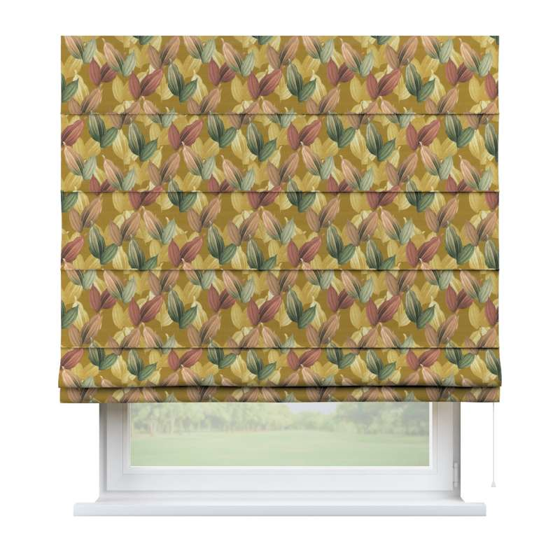 Capri roman blind in collection Abigail, fabric: 143-22