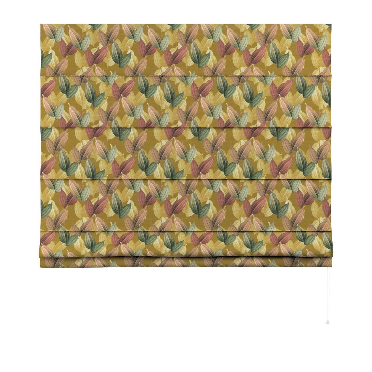 Capri roman blind in collection Abigail, fabric: 143-22