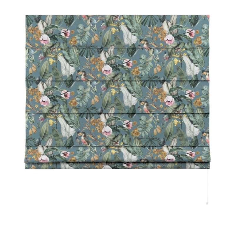 Capri roman blind in collection Abigail, fabric: 143-24