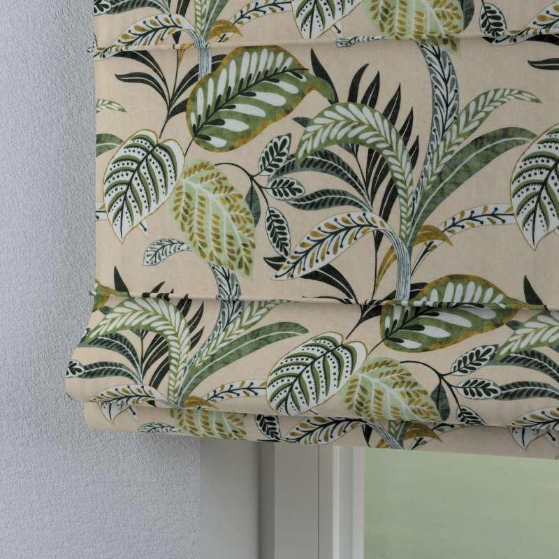 Rímska roleta Capri V kolekcii Tropical Island, tkanina: 142-96