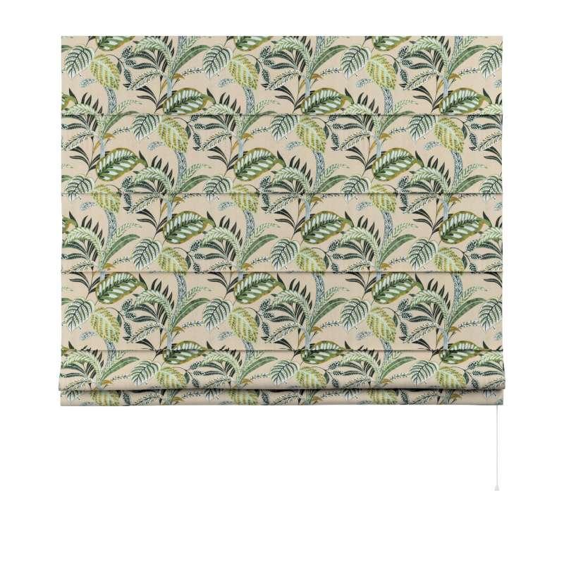 Capri roman blind in collection Tropical Island, fabric: 142-96