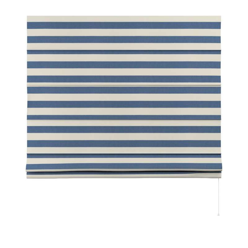 Foldegardin Capri<br/>Uden flæsekant fra kollektionen Quadro II, Stof: 142-70