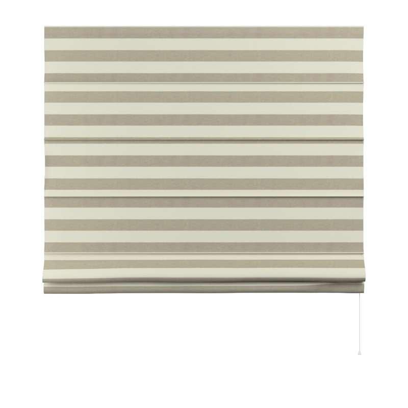 Foldegardin Capri<br/>Uden flæsekant fra kollektionen Quadro II, Stof: 142-73