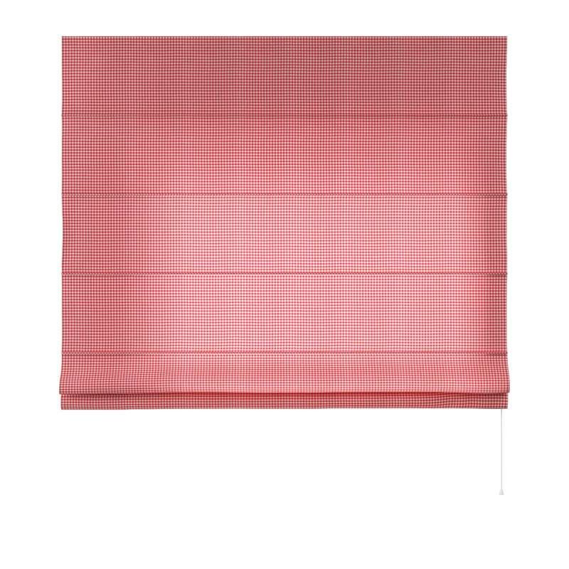 Foldegardin Capri<br/>Uden flæsekant fra kollektionen Quadro II, Stof: 136-15