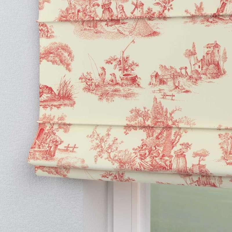 Capri roman blind in collection Avinon, fabric: 132-15