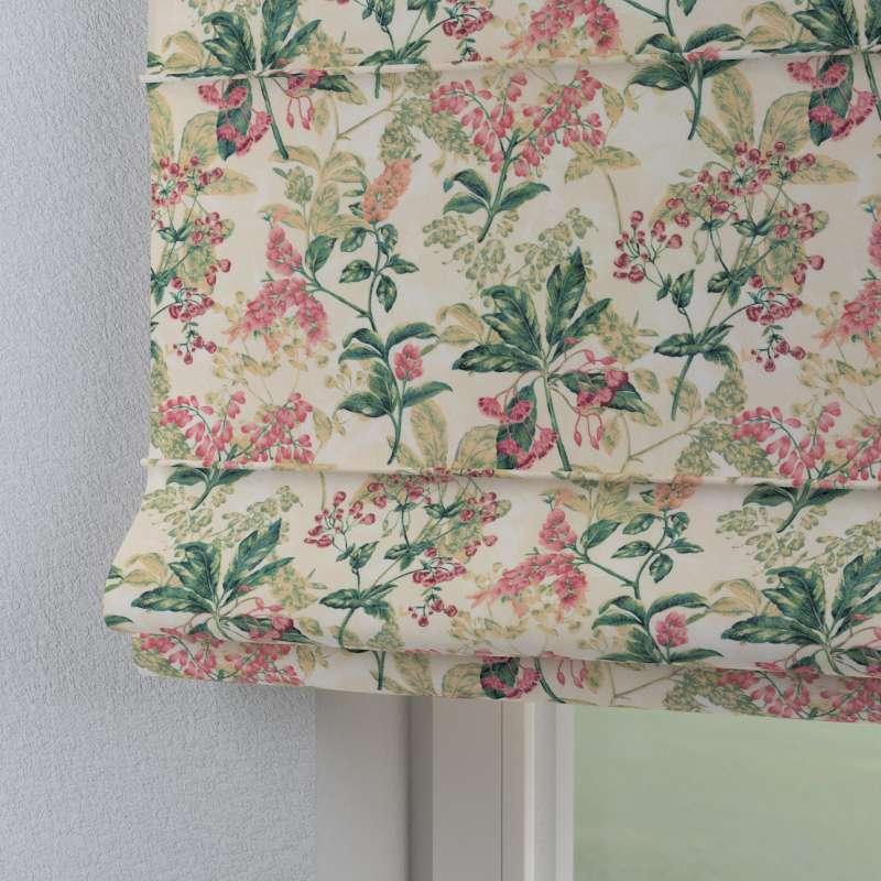 Foldegardin Capri<br/>Uden flæsekant fra kollektionen Londres, Stof: 143-41