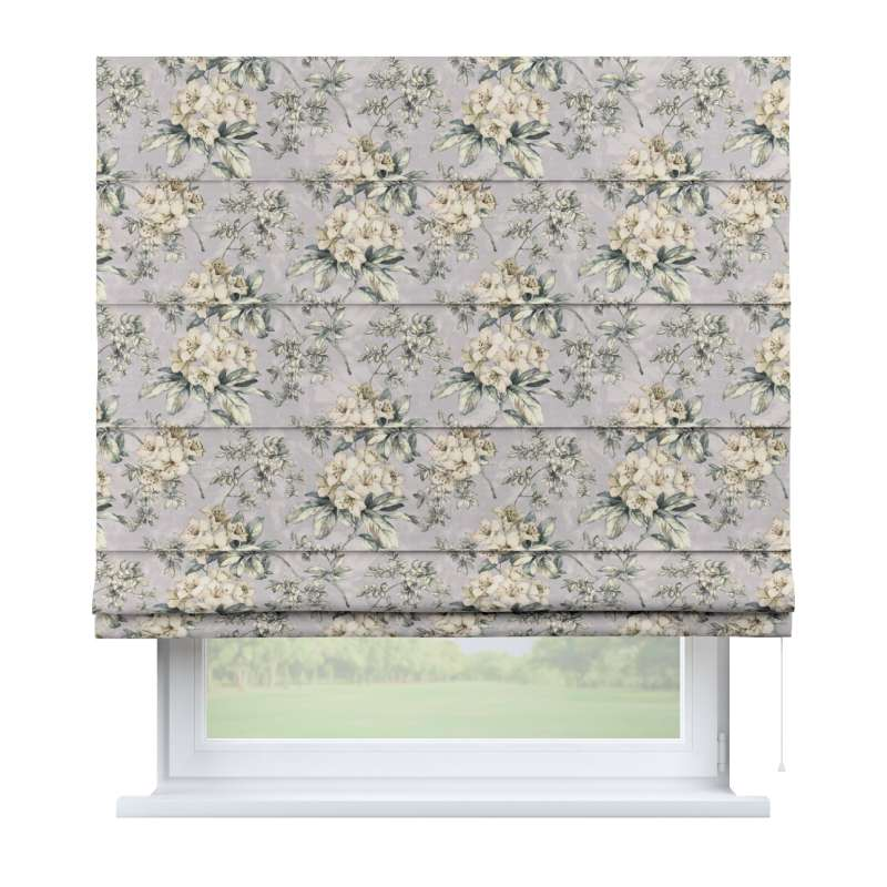 Capri roman blind in collection Londres, fabric: 143-36