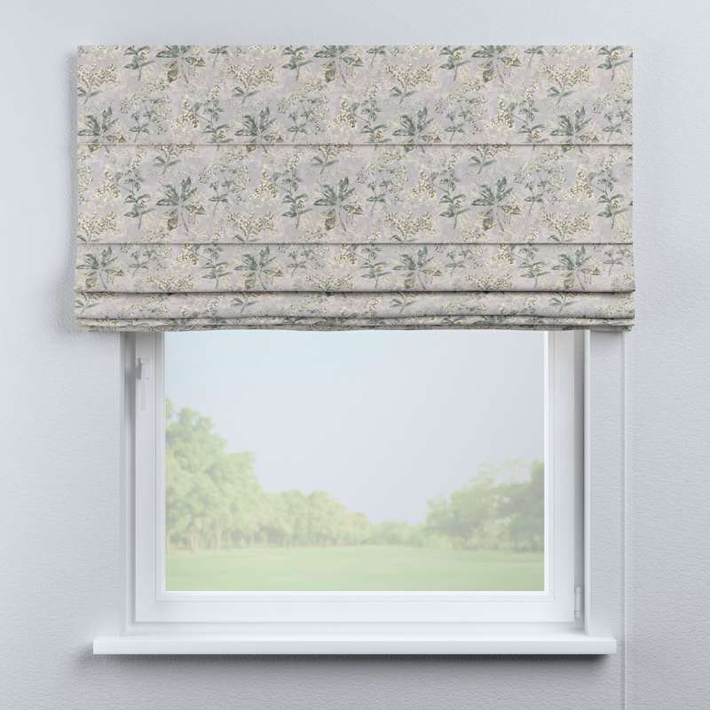 Capri roman blind in collection Londres, fabric: 143-37