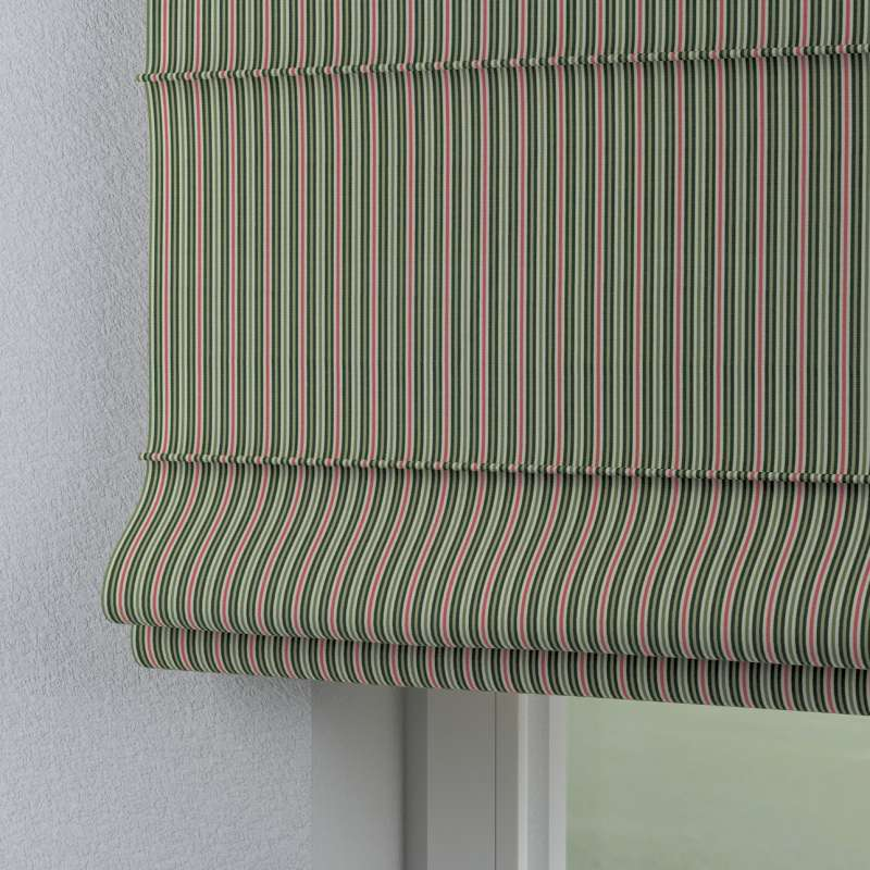 Foldegardin Capri<br/>Uden flæsekant fra kollektionen Londres, Stof: 143-42