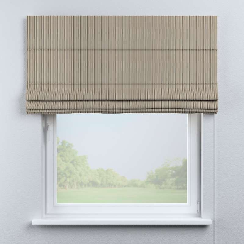 Capri roman blind in collection Londres, fabric: 143-38