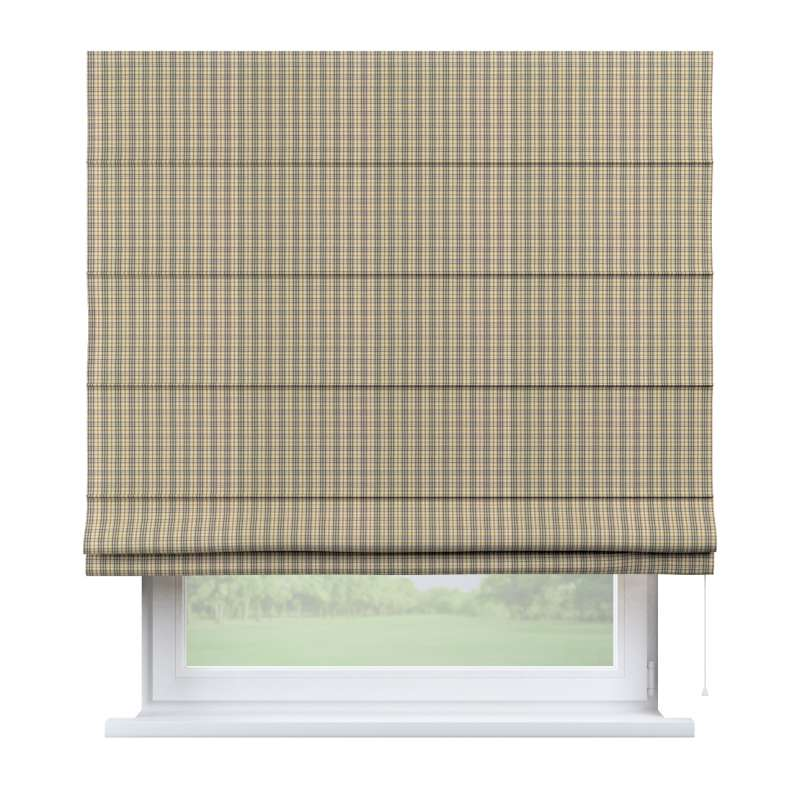 Capri roman blind in collection Londres, fabric: 143-39