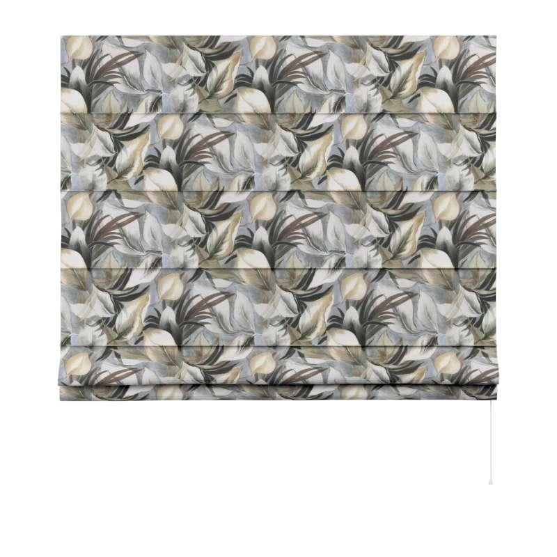 Capri roman blind in collection Abigail, fabric: 143-60