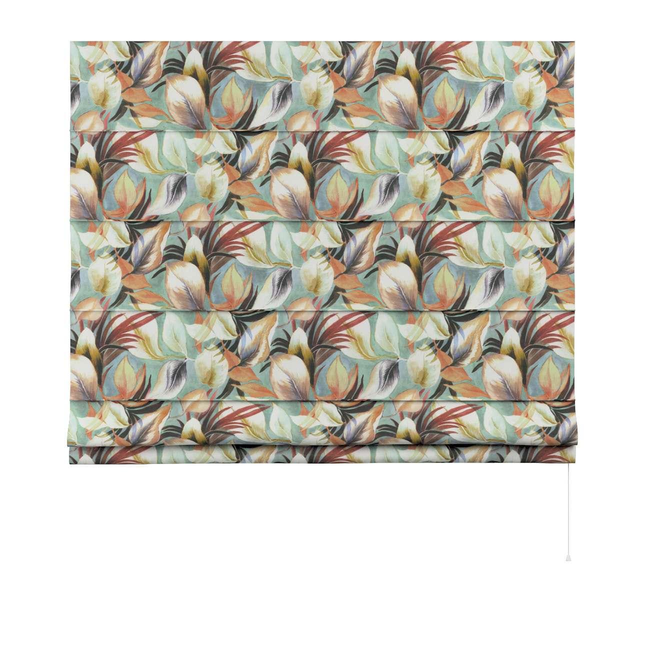Vouwgordijn Capri van de collectie Abigail, Stof: 143-61