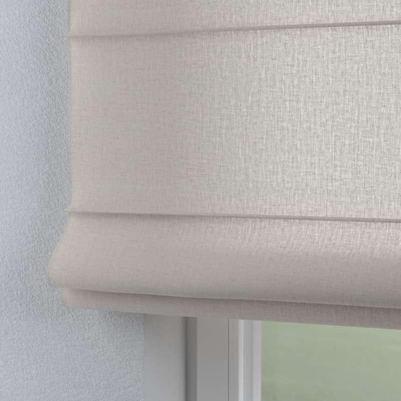Capri roman blind in collection Linen, fabric: 159-07