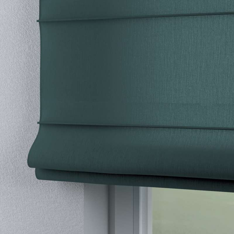 Capri roman blind in collection Linen, fabric: 159-09