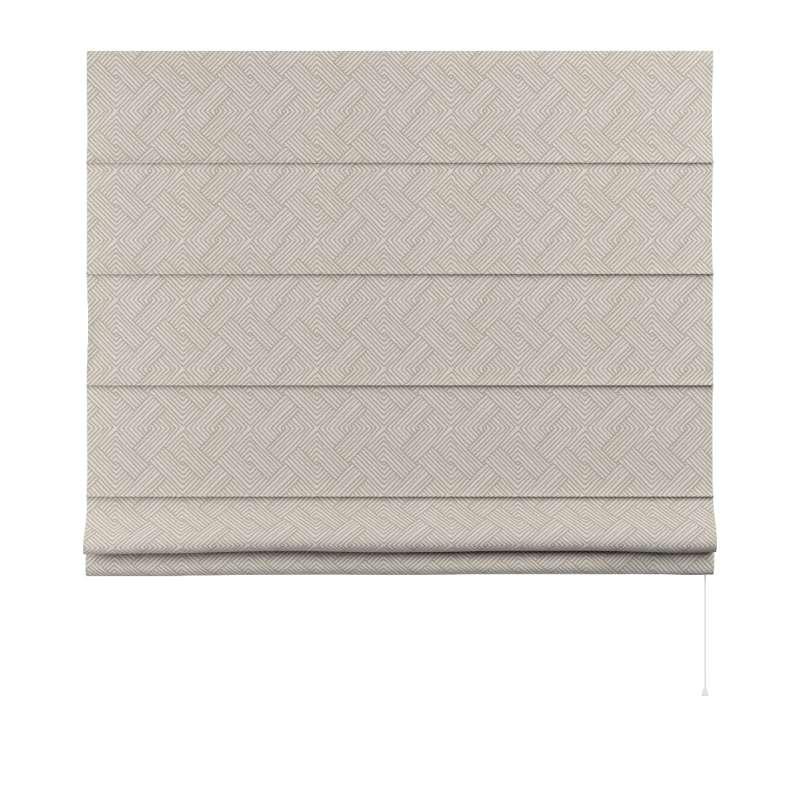 Capri roman blind in collection Sunny, fabric: 143-44
