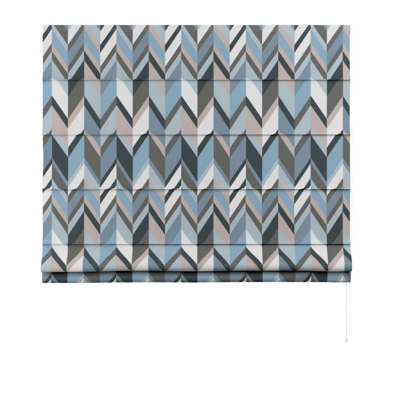 Capri roman blind in collection Vintage 70's, fabric: 143-54